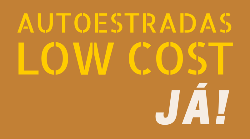 autoestradas low cost